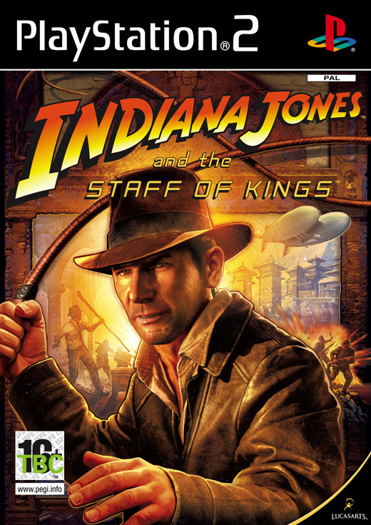 Indiana Jones and the Staff of Kings for PS2
