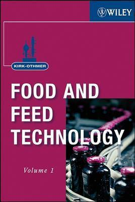 Kirk-othmer Food and Feed Technology, 2V by Wiley