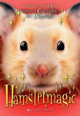Hamstermagic by Holly Webb image