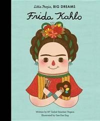 Frida Kahlo by Isabel Sanchez Vegara