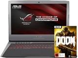 """17.3"""" Asus ROG GTX 980M G-Sync Gaming Laptop"""