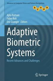 Adaptive Biometric Systems
