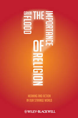 The Importance of Religion by Gavin Flood