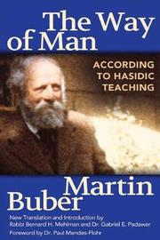 The Way of Man by Martin Buber