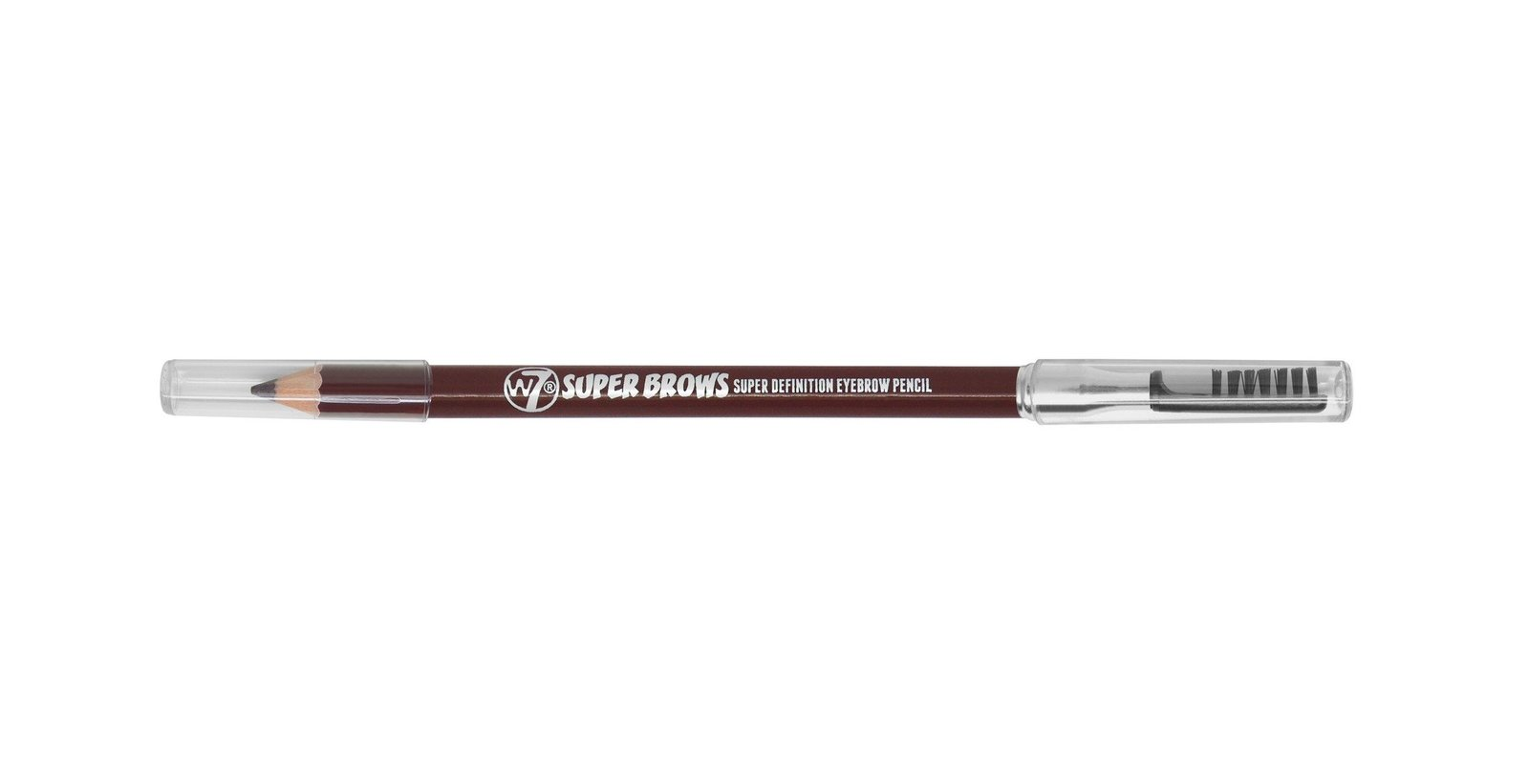 W7 Super Brows Pencil (Brown) image