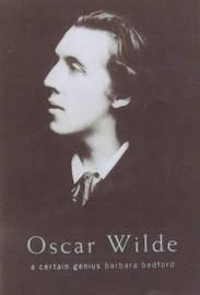 Oscar Wilde by Barbara Belford image