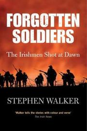 Forgotten Soldiers by Stephen Walker image