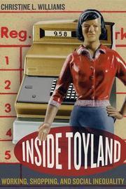 Inside Toyland by Christine L Williams