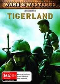 Tigerland on DVD image