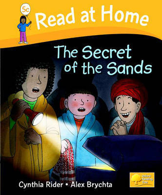 Read at Home: Level 5C: Secret of the Sands by Cynthia Rider