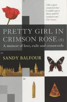 Pretty Girl In Crimson Rose by Sandy Balfour image
