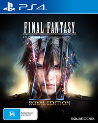 Final Fantasy XV: Royal Edition for PS4