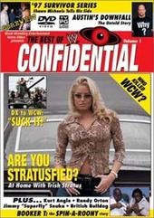 WWE - Best Of Confidential on DVD