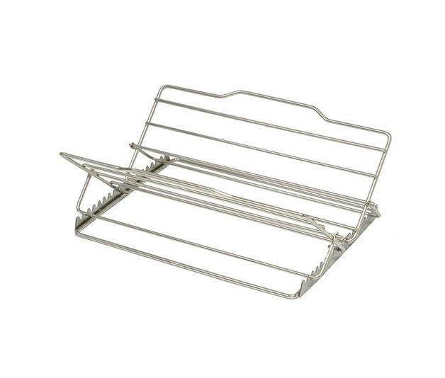 Gasmate: Stainless Steel Collapsible Roasting Rack