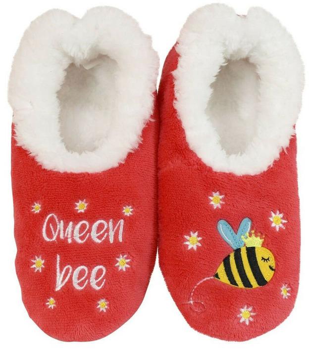 Slumbies Queen Bee Pairables Slippers (M)