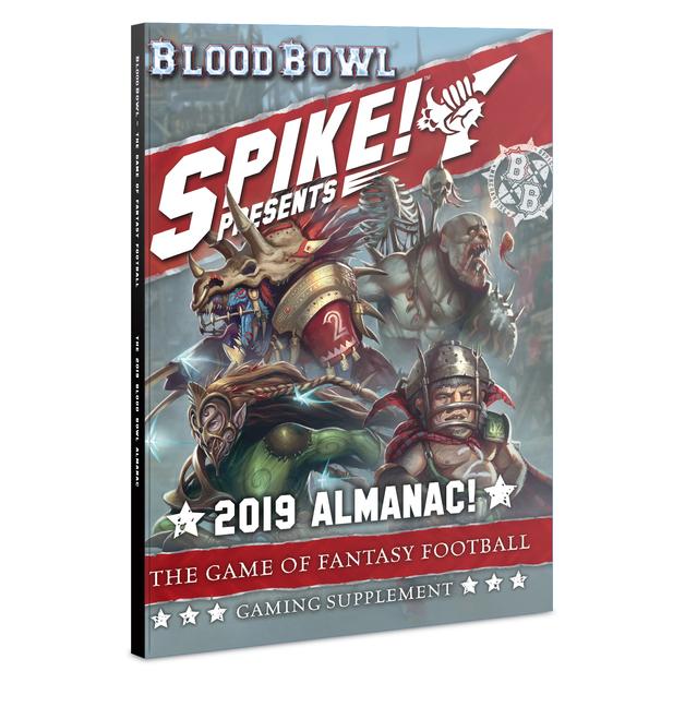 Blood Bowl 2019 Almanac