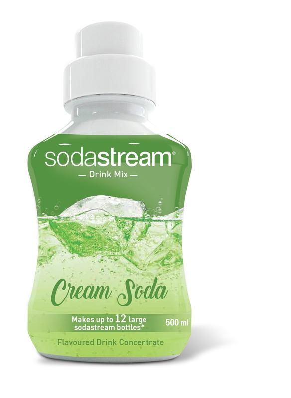 Soda Stream: Cream Soda Syrup