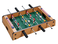 Wooden Table Football Game