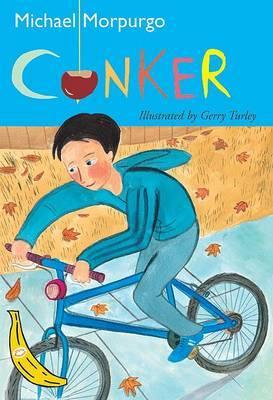 Conker by Michael Morpurgo, M.B.E. image