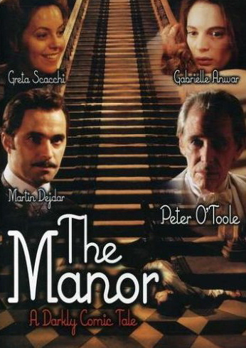 The Manor on DVD