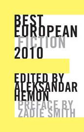 Best European Fiction image