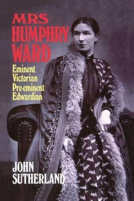 Mrs Humphry Ward by John Sutherland