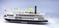 "Creole Queen Riverboat 48"" Model Kit"
