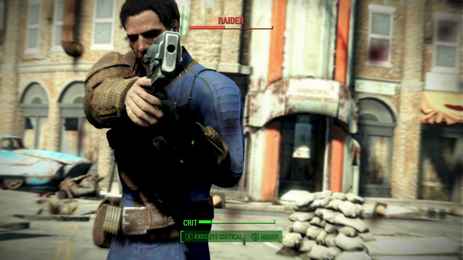 Fallout 4 for Xbox One image