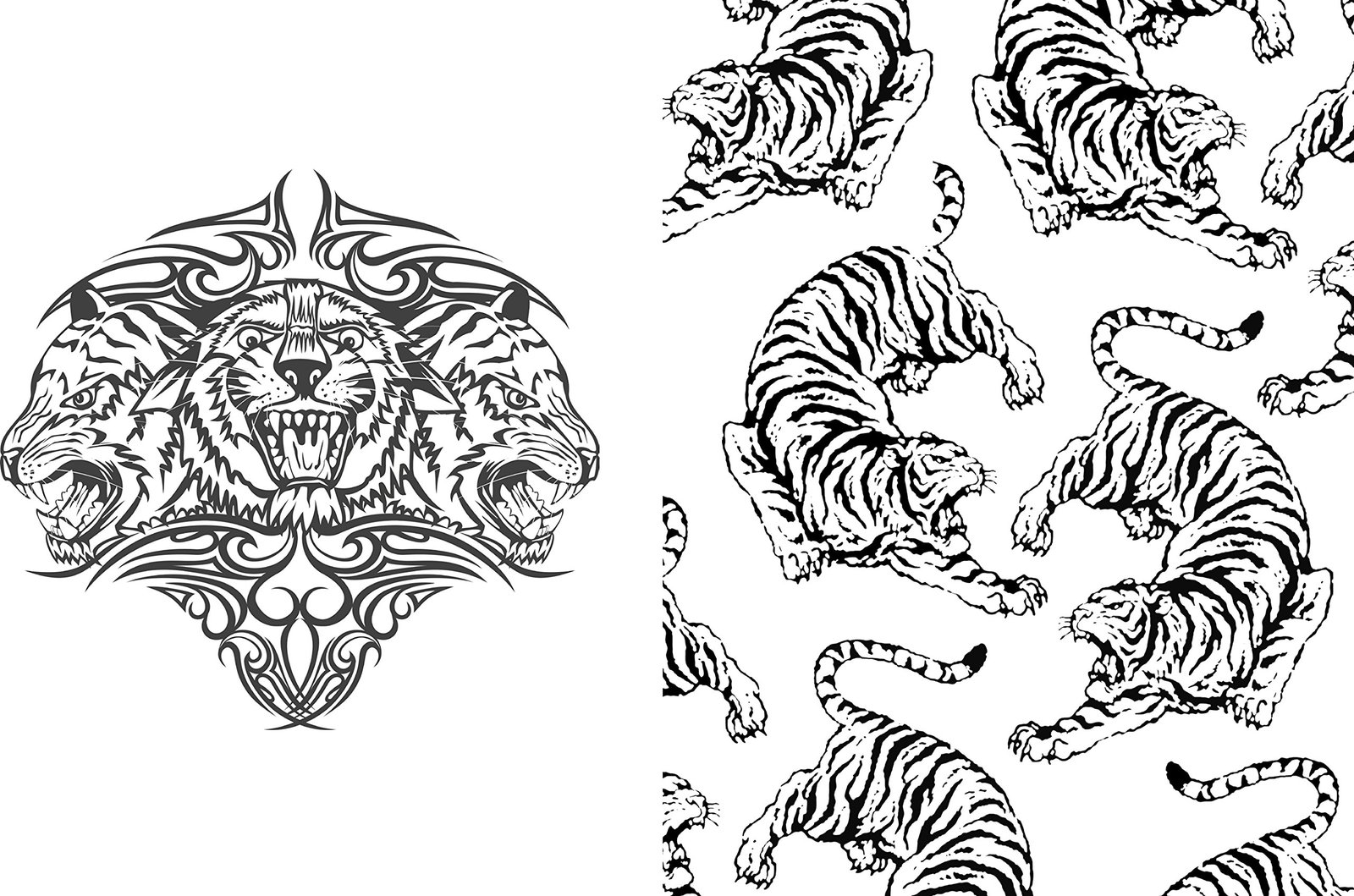 The Coloring Book Tattoo -  tattoo colouring book by beverley lawson image