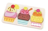 Le Toy Van: Petilou - Cherry Sundae Puzzle