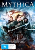 Mythica: A Quest for Heroes on DVD