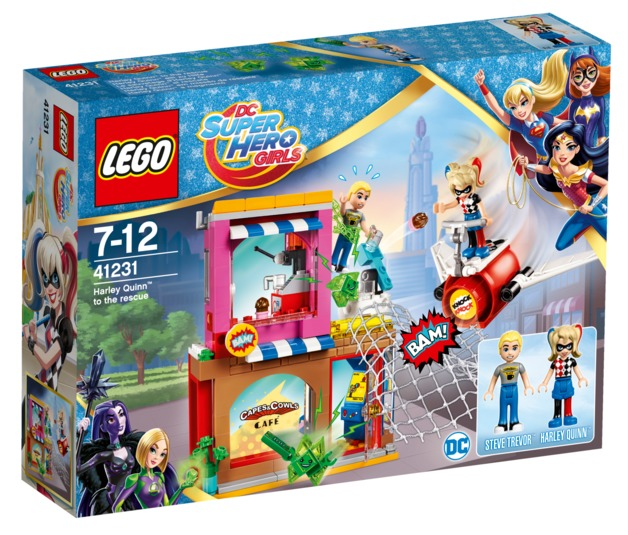 LEGO Super Heroes: Harley Quinn To The Rescue (41231)