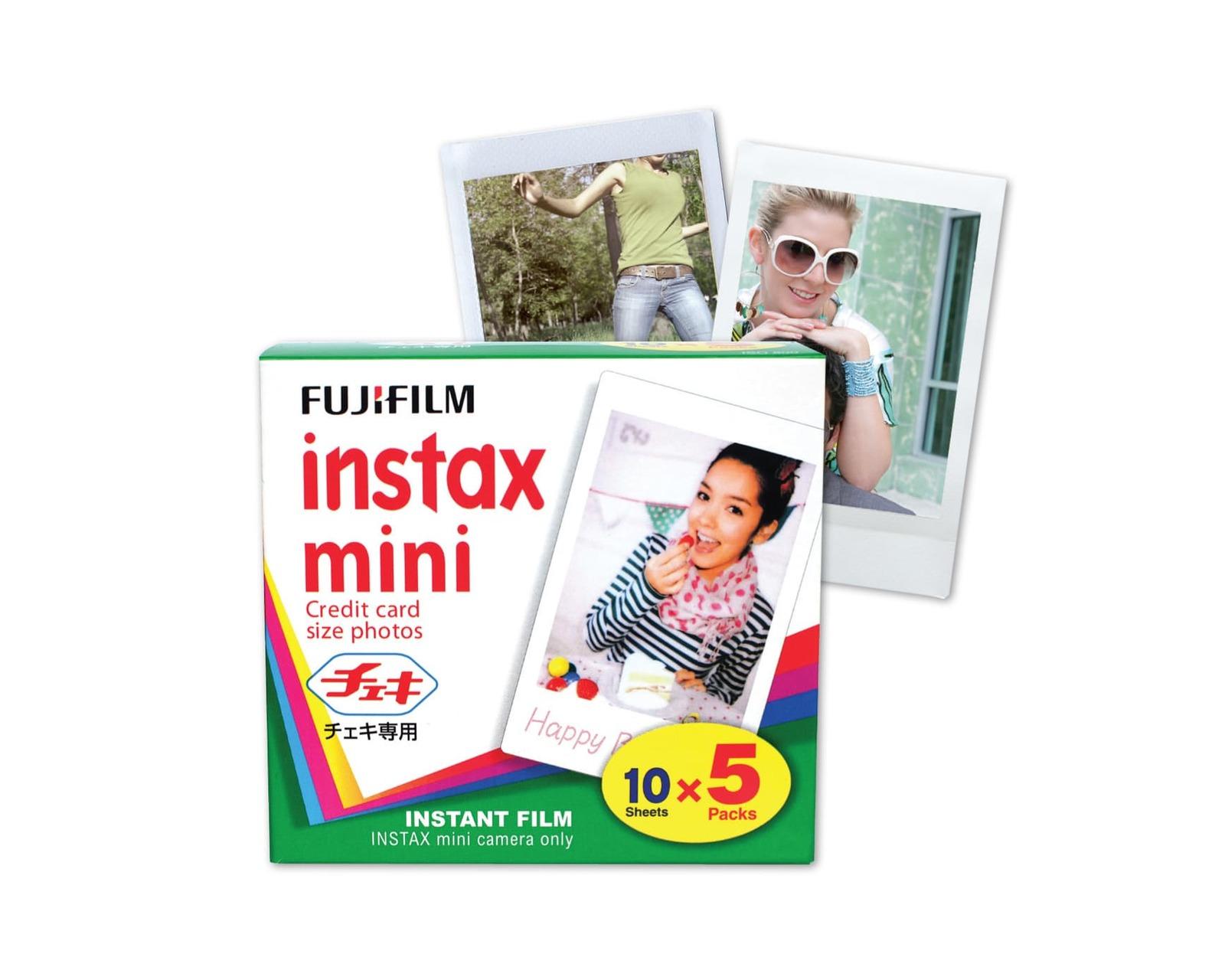 Fujifilm Instax Mini Film 50 Pack image