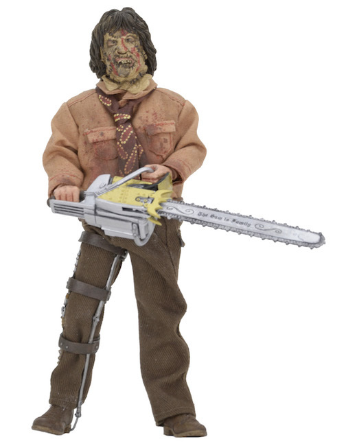 "The Texas Chainsaw Massacre 3: Leatherface - 8"" Action Figure image"