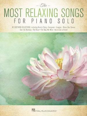 The Most Relaxing Songs for Piano Solo image