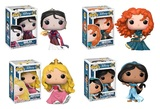 Disney Princesses: S2 - Pop! Vinyl Bundle (with a chance for a Chase version!)