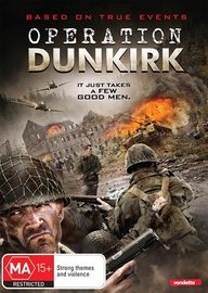 Operation Dunkirk on DVD