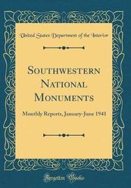 Southwestern National Monuments by United States Department of Th Interior image
