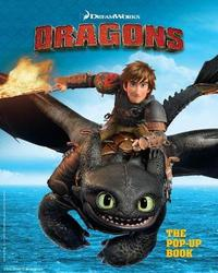 DreamWorks Dragons: The Pop-Up Book by Insight Editions