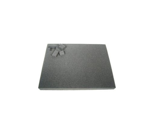 """Battlefoam: Large Pluck 3"""" Foam Tray (BFL)"""
