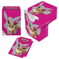 Ultra Pro: Pokemon Deck Box: Eevee image