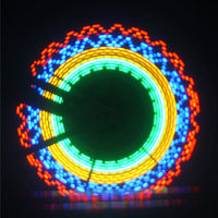 LED Bike Wheel Flash Lights image