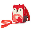 Skip Hop: Zoo Let Safety Harness Backpack - Fox