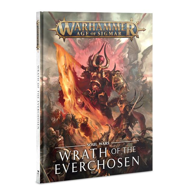 Warhammer Age of Sigmar Soul Wars: Wrath of the Everchosen