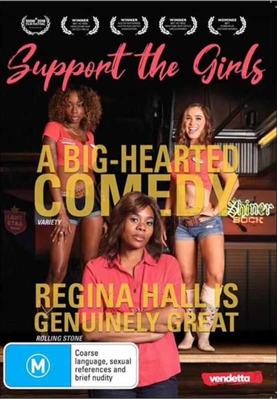 Support the Girls on DVD