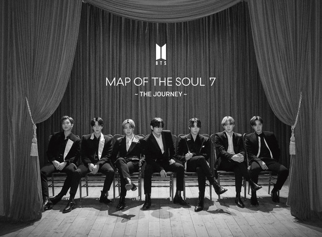 Map Of The Soul: 7 The Journey - Limited Edition (A) by BTS