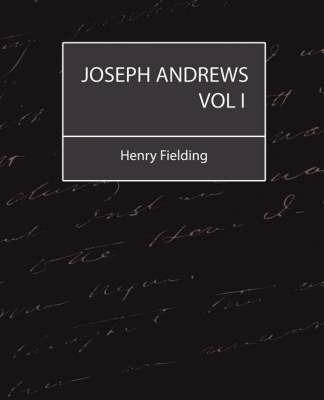Joseph Andrews Vol 1 by Fielding Henry Fielding image
