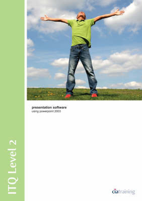 iTQ Level 2 Presentation Software Using PowerPoint 2003 image