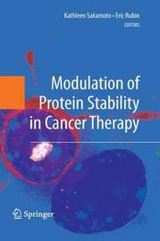 Modulation of Protein Stability in Cancer Therapy image