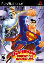 Superman: Shadow of Apokolips for PS2
